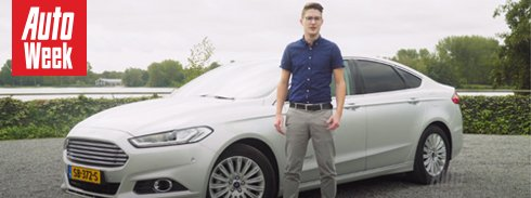 AutoWeek Review: Ford Mondeo Hybrid