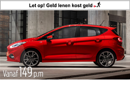 actie ford options Fiesta