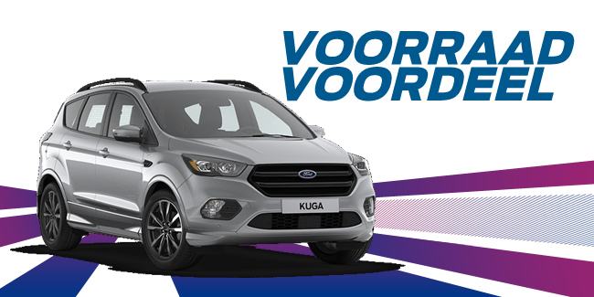actie ford kuga